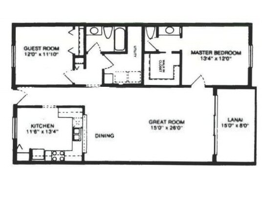 Floor plan. CLICK on small picture to display the full size image. Later CLOSE large picture by CLICKING on (x).
